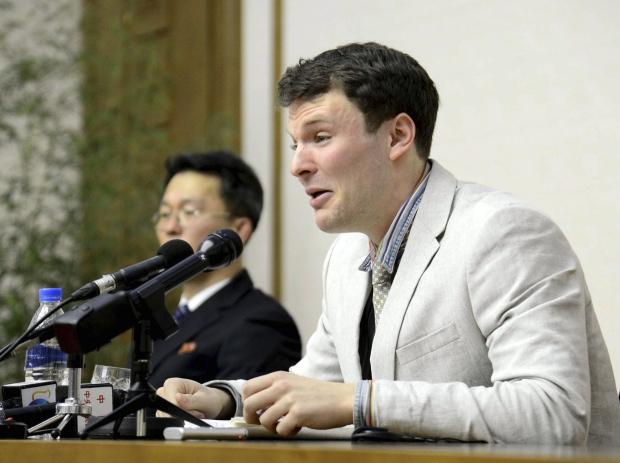 Obit North Korea Detainee