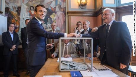 Macron, the 39-year-old strongman Europe needs