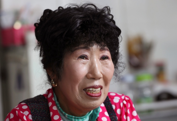 South Korea YouTube Star Korean Grandma Diary