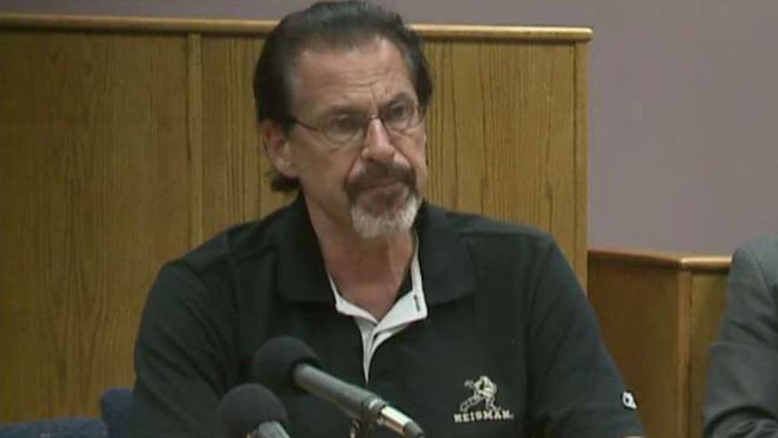 Bruce Fromog says it's time to give Simpson a second chance at parole hearing