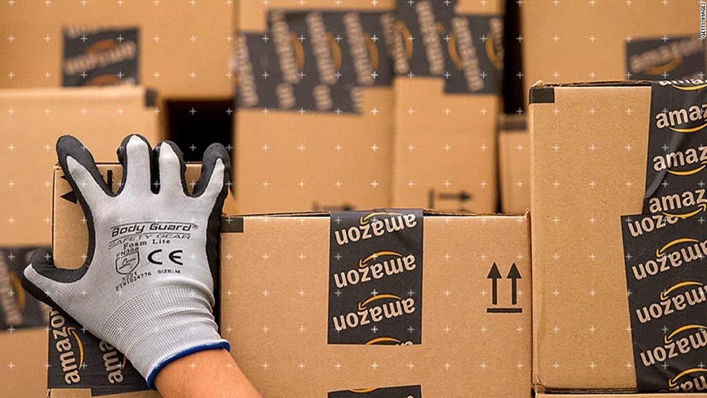 Amazon kicks off Prime Day