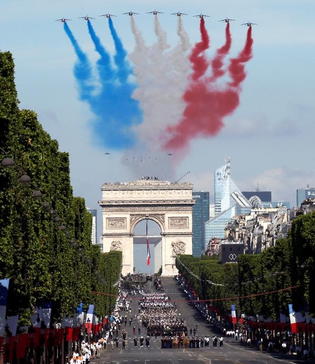 FRANCE-USA/