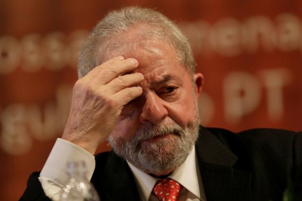 BRAZIL-CORRUPTION/LULA