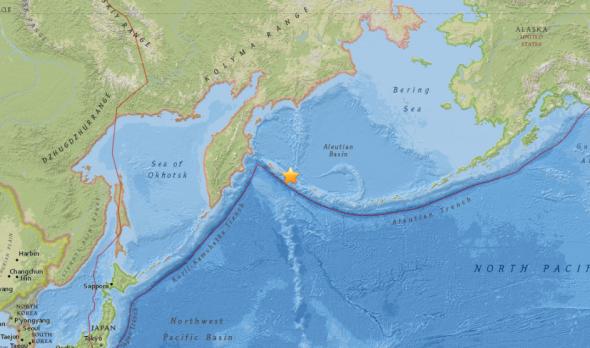 earthquake july 17
