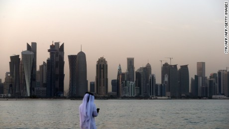Qatar's response to demands 'negative,' Egyptian FM says
