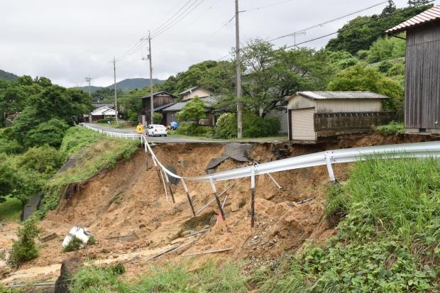 Japan Heavy Rain