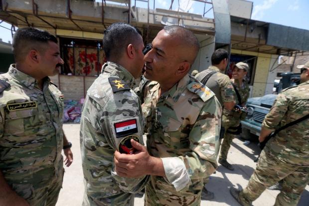 Mideast Crisis Iraq Mosul