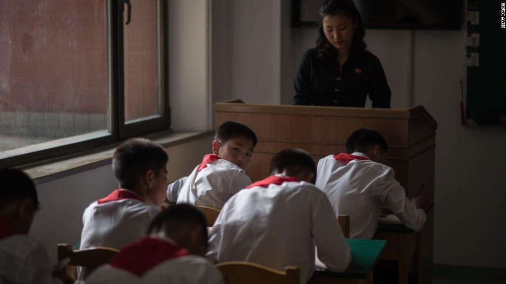 Journalist goes undercover in North Korea