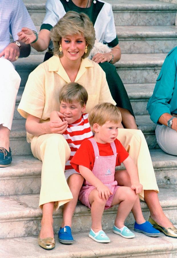 Britain Princess Diana Timeline