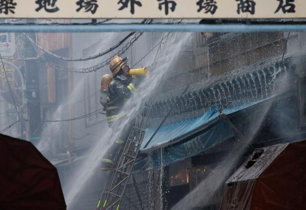JAPAN-FIRE/