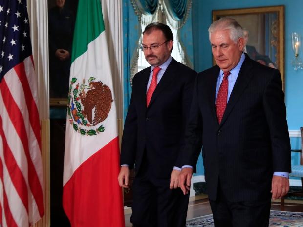 US Mexico