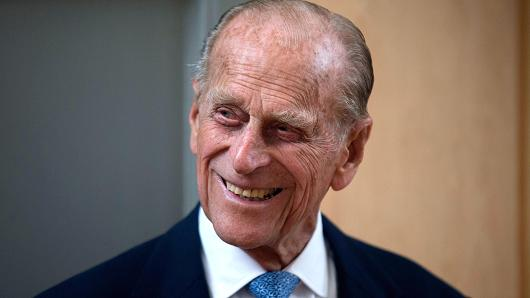 Prince Philip, Duke of Edinburgh, in 2015.
