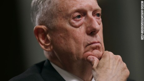 Mattis to North Korea: Stop actions that could lead to 'destruction of its people'