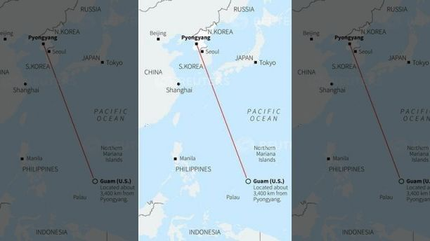 Where is guam and why would north korea attack it gla news guam01 gumiabroncs Gallery