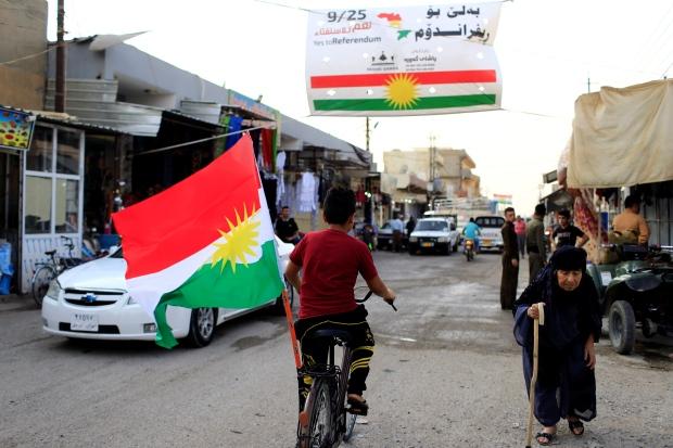 MIDEAST-CRISIS/KURDS-REFERENDUM