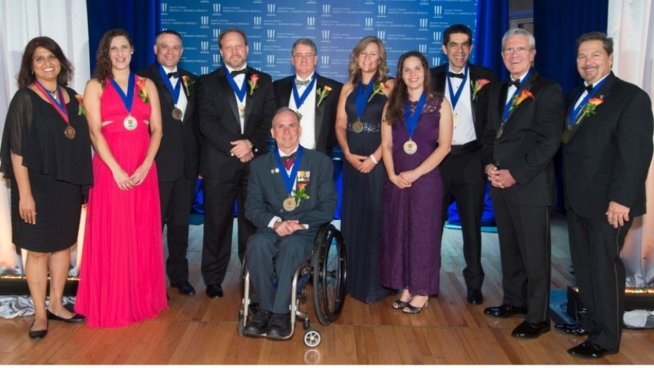 Sept. 27, 2017: The 2017 Samuel J. Heyman Service to America Medals, Washington, D.C.,   Aaron Clamage /clamagephoto.com