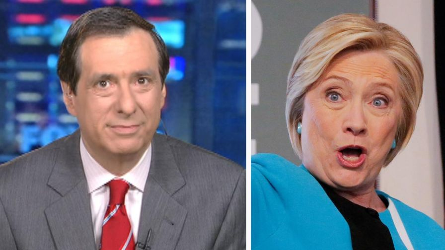 'MediaBuzz' host weighs in on Hillary Clinton's book tour and her negative remarks against conservative media while fielding softball interviews from the mainstream media