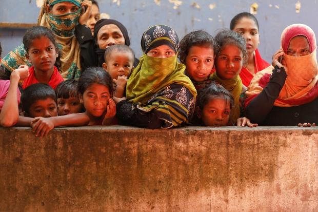 MYANMAR-ROHINGYA/