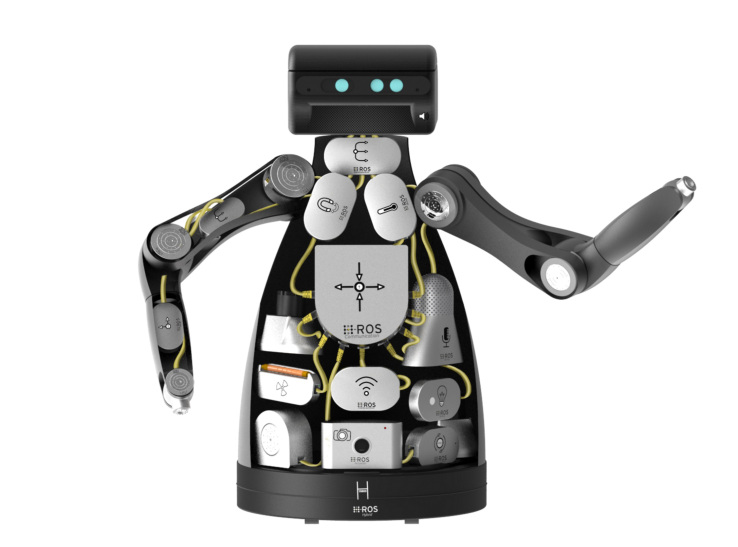 Sony Backs Acutronic Robotics Hardware Robot Operating System Gla