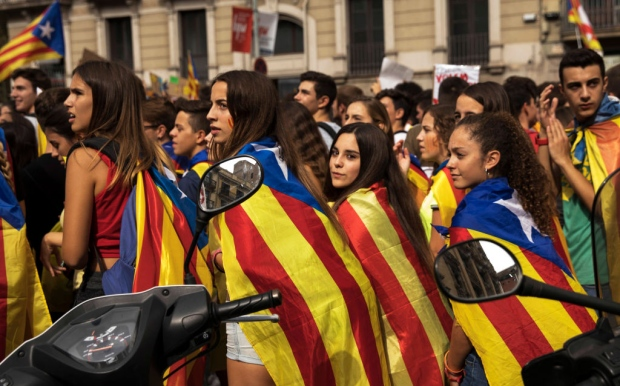 The Catalan Government Is Keeping With Its Plan To Hold A Referendum Due Take Place On Oct 1 Which Has Been Deemed Illegal By Spanish