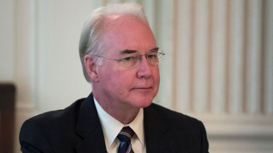 Price says he will pay back $52 thousand for travel expenses, take commercial flights.