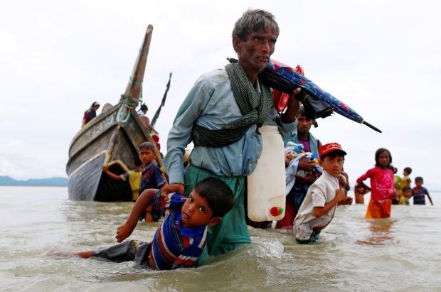 Week Rohingya