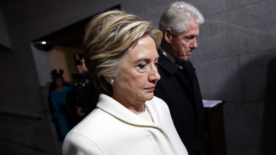 Hillary Clinton said on