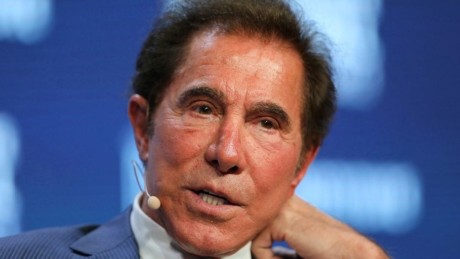 Steve Wynn, Chairman and CEO of Wynn Resorts, speaks during the Milken Institute Global Conference in Beverly Hills, California, U.S., May 3, 2017.