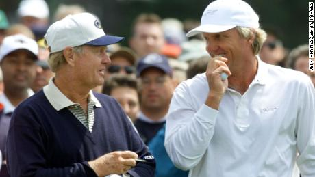 Eighteen-time major winner Jack Nicklaus and Norman have consistently called for limts on ball flight.