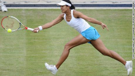 Anne Keothavong is a former British No.1 tennis player.