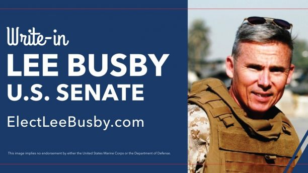 ELECT LEE BUSBY