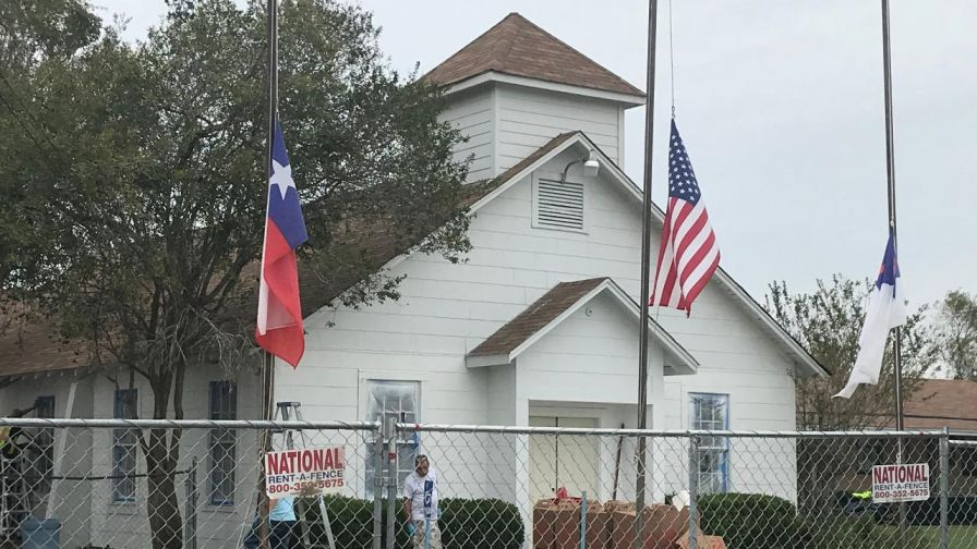 Authorities have given the First Baptist Church of Sutherland Springs, Texas back to the people after four days of investigation.