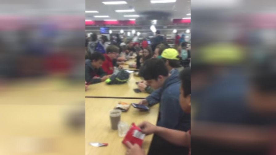 Controversial policy separates students by grades and attendance.