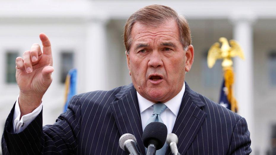Tom Ridge was the inaugural Secretary of Homeland Security under George W. Bush.