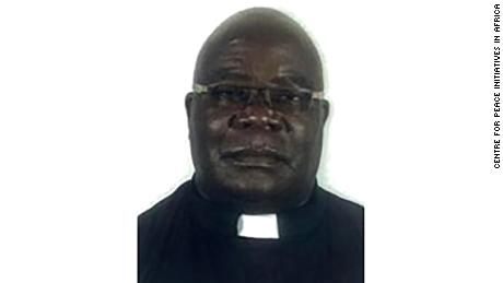 The Rev. Fidelis Mukonori