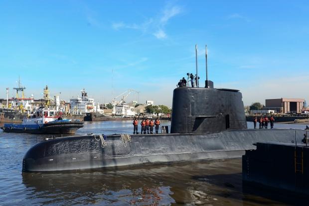Argentina Submarine