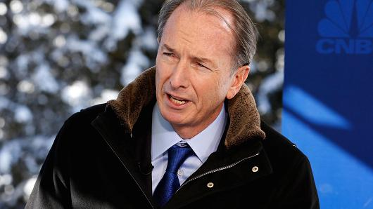 Morgan Stanley CEO: US corporate taxes in 20% range would be