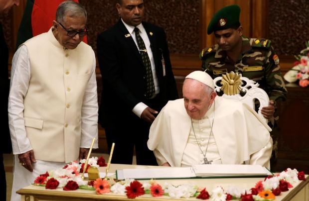 POPE-ASIA/BANGLADESH