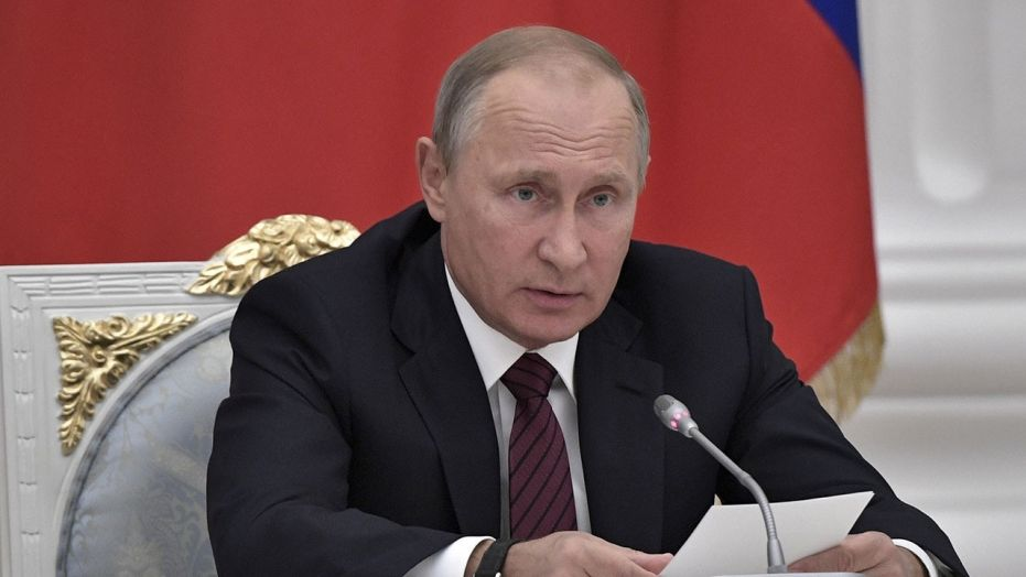 Russian President Vladimir Putin reportedly expressed concern about the bill, suggesting it goes too far.