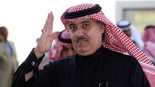 Saudi Prince Miteb bin Abdullah was released on Tuesday 29th November, 2017 after reportedly reaching a settlement deal with authorities of over $1 billion.