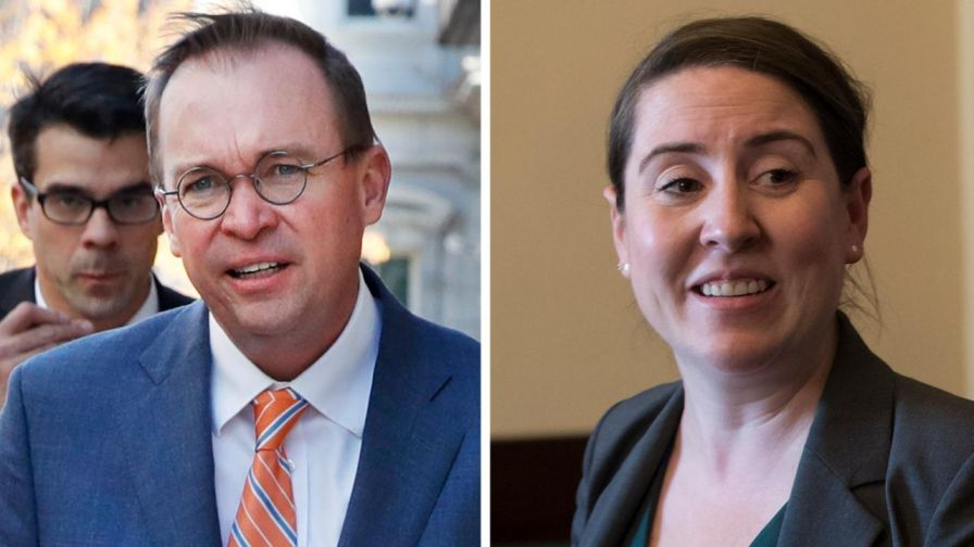 The White House budget director says he'd still get rid of the agency, while Leandra English is suing the Trump administration over the appointment; Kristin Fisher has the roundup for 'Special Report.'