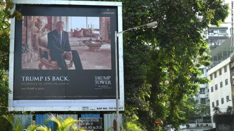 india business donald trump