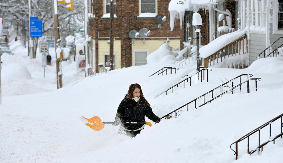 APTOPIX Severe Weather Pennsylvania