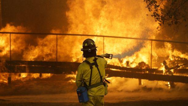 California wildfires FBN AP
