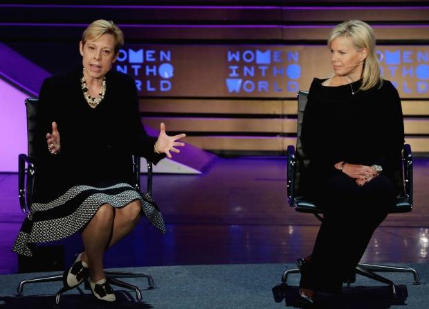 Women in the World Summit Gretchen Carlson
