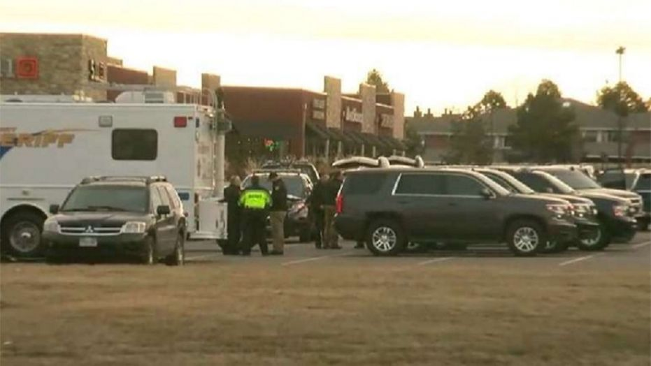 The Douglas County Sheriff's Office says 'multiple deputies' are down following an incident in Highlands Ranch, Colo.