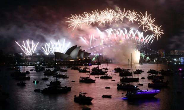 Australia New Year's Eve