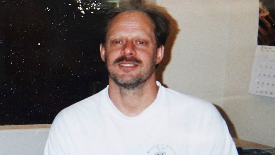 Las Vegas gunman Stephen Paddock, shown in an undated photo, died of a self-inflicted gunshot to the mouth, Clark County, Nev., Coroner John Fudenberg said, Dec. 21, 2017.