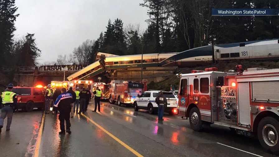 The mayor of Lakewood, Washington was critical of the safety of the new Amtrak line two weeks before the route opened.