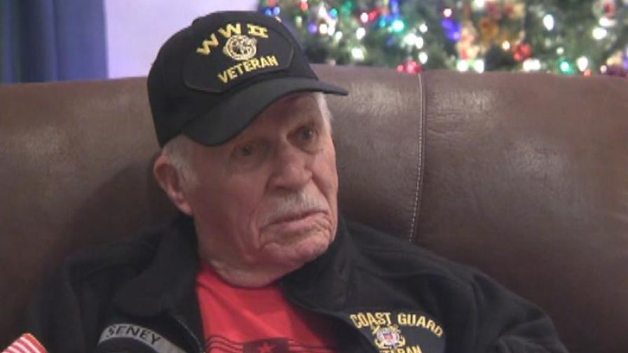 George Seney Jr. and his family want to thank the stranger for her gesture and plan to donate the money.